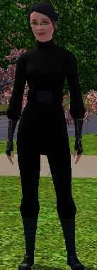 The Sims 3 Criminal Career Track Uniform for Master Thief