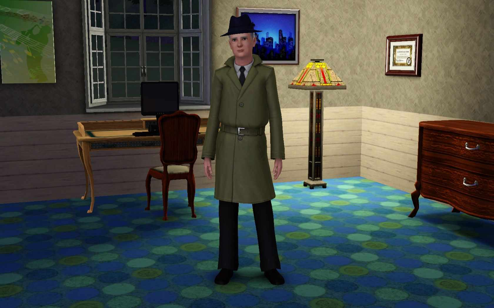 Paper Boy Uniform The Sims  Freelance Writer Investigative Reporter And Editor In Chief Uniforms