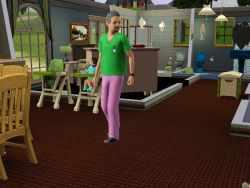 Sims 3 Neurosurgeon Uniform