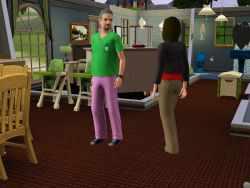 Sims 3 Trauma Surgeon Uniform