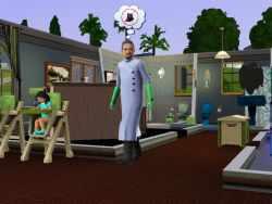 Sims 3 World Renowned Surgeon Uniform