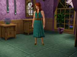 The Sims 3 Music Career Uniform: Hit Movie Composer