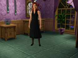 The Sims 3 Music Career Uniform: Orchestra Lead