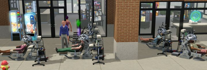 The Sims 3 University Life - Hands-on Learning with a Class Activity for a Technology Major