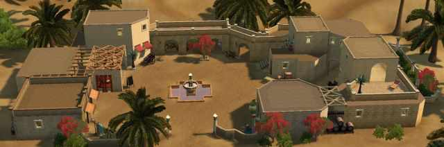 The Sims 3 Egypt World Adventures Guide - Al Simhara