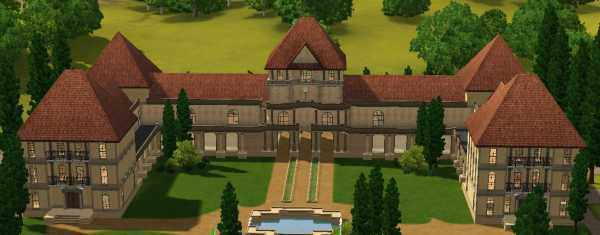 The Sims 3 World Adventures France: La Gallerie d'Art