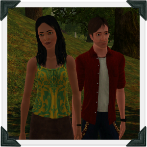 The Sims 3 Dragon Valley World: Burb Household