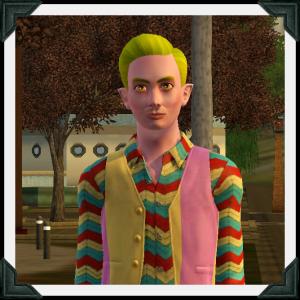 The Sims 3 Dragon Valley World: Flanagan Household
