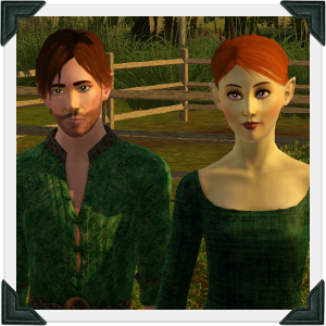 The Sims 3 Dragon Valley World: Hooley Household