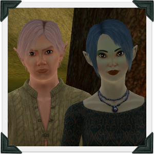 The Sims 3 Dragon Valley World: Kelly Household