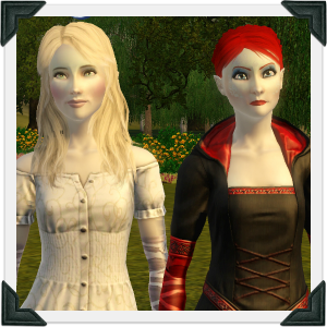 The Sims 3 Dragon Valley World: MacAnna Household