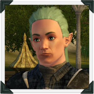 The Sims 3 Dragon Valley World: MacGrath Household
