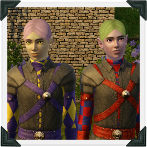The Sims 3 Dragon Valley World: O'Shea Household