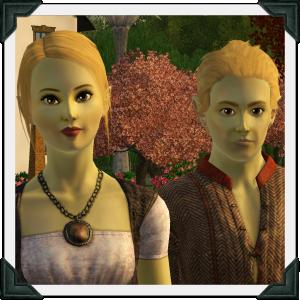 The Sims 3 Dragon Valley World: Sackholme Household
